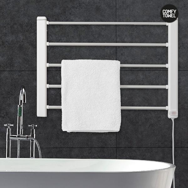 Dagaanbieding - COMFY TOWEL Electrisch Handdoekenrek dagelijkse koopjes