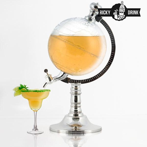 Dagaanbieding - Ricky Drink Globe Drankdispenser dagelijkse koopjes
